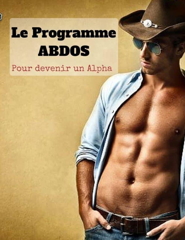 Programme abdos homme alpha
