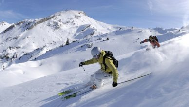 ski abdominaux sports hiver snowboard